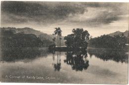 Kandy Lake Ceylonneuve TTB - Sri Lanka (Ceilán)