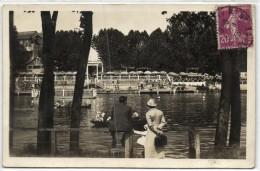 JOINVILLE LE PONT    LA MARNE ET LES BAIGNADES  ANNEES 50 - Joinville Le Pont