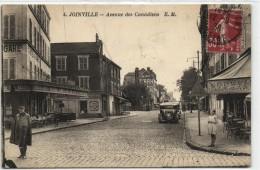JOINVILLE LE PONT   AVENUE DES CANADIENS - Joinville Le Pont