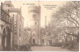 Dépt 29 - CONCARNEAU - Le Château De Keriolet - La Cour D'Honneur - Le Donjon - Concarneau
