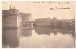 Dépt 29 - CONCARNEAU -  L'Entrée De La Ville-Close - Concarneau
