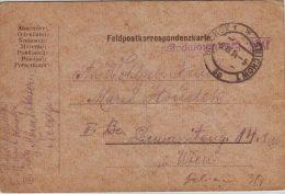 AUSTRALIA  - K.u.K. FELDPOST - SMICHOW - 1914 - 1850-1918 Imperium