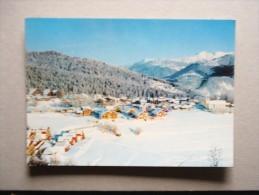 Switzerland - LAAX Gegen Salums    D115262 - GR Graubünden