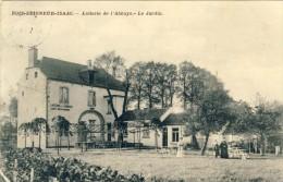 Ophain-Bois-Seigneur-Issac - Laiterie De L´Abbaye - Le Jardin  -1912 ( Voir Verso ) - Braine-l'Alleud