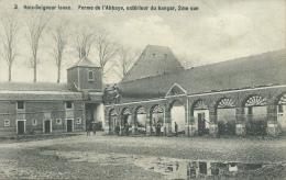 Ophain-Bois-Seigneur-Issac - Ferme De L´Abbaye, Extérieur Du Hangar, 2me Vue ( Voir Verso ) - Braine-l'Alleud
