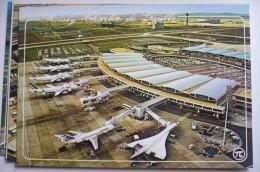 AEROPORT / FLUGHAFEN  / AIRPORT        ROISSY CDG    EDITION PI N°  379 - Aeródromos