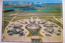 AEROPORT / FLUGHAFEN  / AIRPORT        ROISSY CDG    EDITION PI N°  628 - Aeródromos