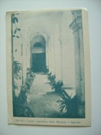 LECCE    SCUOLA APOSTOLICA DELLA MISSIONE    VIAGGIATA COME DA FOTO - Lecce