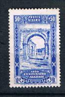 ALGERIE  N° 93* - Algérie (1924-1962)