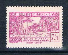ALGERIE   C.P  N°153*  (sans Controle Des Recettes) - Algérie (1924-1962)