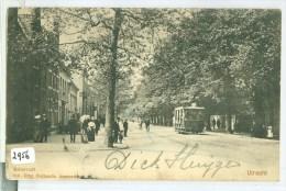 UTRECHT * BILTSTRAAT * TRAMMETJE * ANSICHTKAART * CPA * GELOPEN IN 1902 Naar ZEIST   (2956) - Utrecht