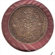 TIBET TANGKA ND SILVER -V- 20E EEUW - Monnaies