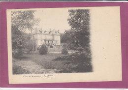 90.-  Villa Montceau .- VALDOIE - Valdoie