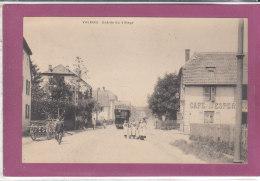 90.-  VALDOIE .- Entrée Du Village - Valdoie