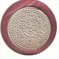 TIBET TANGKA  SILVER -IV- 19E EEUW - Monnaies