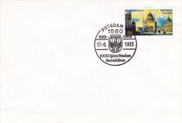 Germany 1993 Potsdam 1000 Jahre Potsdam (G48-10) - [7] Repubblica Federale