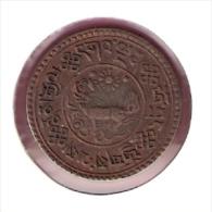TIBET SHO 20E EEUW -III- - Monnaies