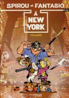 Spirou Et Fantasio à N.Y - EO 1987 - DUPUIS éditeur - D1 - Spirou Et Fantasio