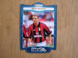 CALCIO 2000 GOLD STARS Oliver Bierhof Trading Cards Football Italia Italie Carte Collection - Trading Cards