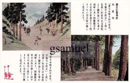 Illustrateur Et Photo - Asie - Indonésie - Chine - Japon - Volcan Etc. -  (voir Scan Recto-verso). - Postcards