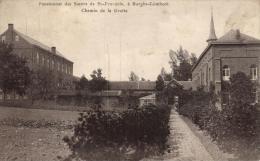 BELGIQUE - BRABANT FLAMAND - ROOSDAAL - BORCHTLOMBEEK - Pensionnat Des Soeurs De St-François - Chemin De La Grotte. - Roosdaal