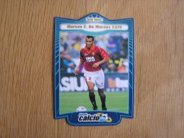 CALCIO 2000 GOLD STARS Marcos Cafu Trading Cards Football Italia Italie Carte Collection - Trading Cards