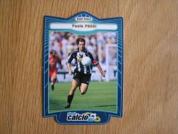 CALCIO 2000 GOLD STARS Paolo Poggi Trading Cards Football Italia Italie Carte Collection - Tarjetas De Colección