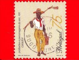 Portogallo - 1995 - Professioni Del 19° Secolo - Imbianchino - 75 - Usati