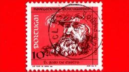 Portogallo - 1994 - Joao De Castro - Navigatore - 10 - Usati