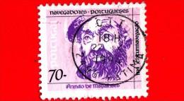 Portogallo - 1993 - Ferdinando Magellano (c.1480 - 1521) - Navigatore - 70 - Usati
