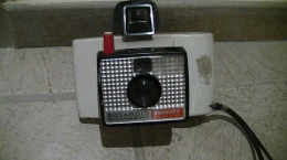 Polaroïd Land Camera Swinger Model 20 - Appareils Photo