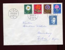 Schweiz, Switzerland, Suisse, 1963, Pro Juventute FDC / Frühverwendung - Pro Juventute