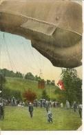 S117  Ballon Compagnie - Régiments