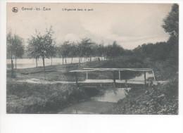 Genval Les Eaux L´argentine Dans Le Parc - Rixensart