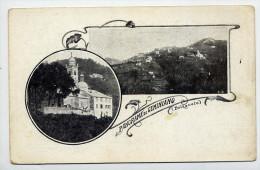 Italie--GEMINIANO--Panorama Di Geminiano--Bolzaneto-- (2 Vues)  éd ??????---Belle Carte Peu Courante - Other Cities