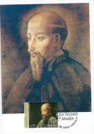 Portugal Maximum - Beato Nuno De Santa Maria Canonization - Lisboa 2009 - Beard - Christendom
