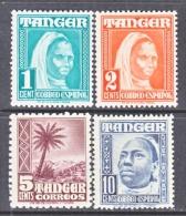 Spanish Tanger L 12-15   * - Spaans-Marokko
