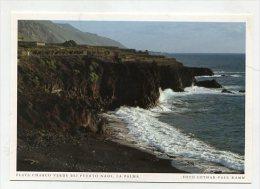 SPAIN  - AK 193087 La Palma - Playa Charco Verde Bei Puerto Naos - La Palma