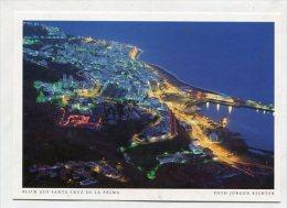 SPAIN  - AK 193118 La Palma - Blick Auf Santa Cruz De La Palma - La Palma