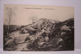 NANTEUIL LE HAUDOUIN   ---La  Pierre Glissoire - Nanteuil-le-Haudouin