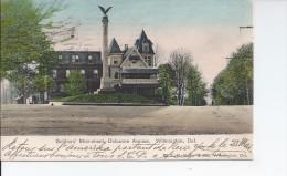 Soldiers Monument Delaware Avenue Wilmington Del - Wilmington
