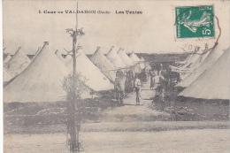 23346 Valdahon, Doubs France  Camp De Valdahon, Les Tentes -2 Ed ?  Militaires Soldats