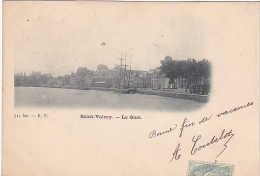 23347 Saint St Valery, RP 711 Bis, Le Quai,  - Voilier Trois Mats - Non Classés