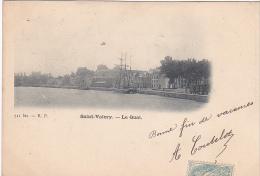 23347 Saint St Valery, RP 711 Bis, Le Quai,  - Voilier Trois Mats