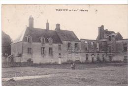 23353 Varize Le Chateau - Ed Dinibert - Non Classés