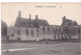 23353 Varize Le Chateau - Ed Dinibert