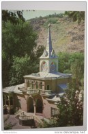 "ARMENIA. YEREVAN. ""AIRENIK"" STATION -  LA GARE - BAHNHOF . OLD PC - 1983 - Bahnhöfe Ohne Züge"