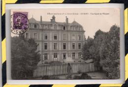 LE MANS. - . HÔPITAL AUXILIAIRE N° 11 ( SAINT-JULIEN ) - UNE FACADE DE L'HÔPITAL - Le Mans