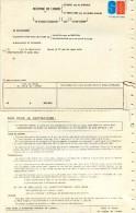 Militaria VP - Ordre De Rappel Et De Convocation - Rappel Sous Les Drapeaux Ou Période D´exercice - Service National - Documents