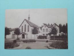 ZWEVEZEELE Binnenzicht Der Kerk - Anno 19?? ( Zie Foto´s Voor Details ) !! - Wingene
